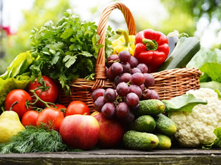 Fruits And Vegetables Antioxidands Indian Salad