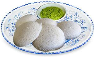 low calorie indian food idli